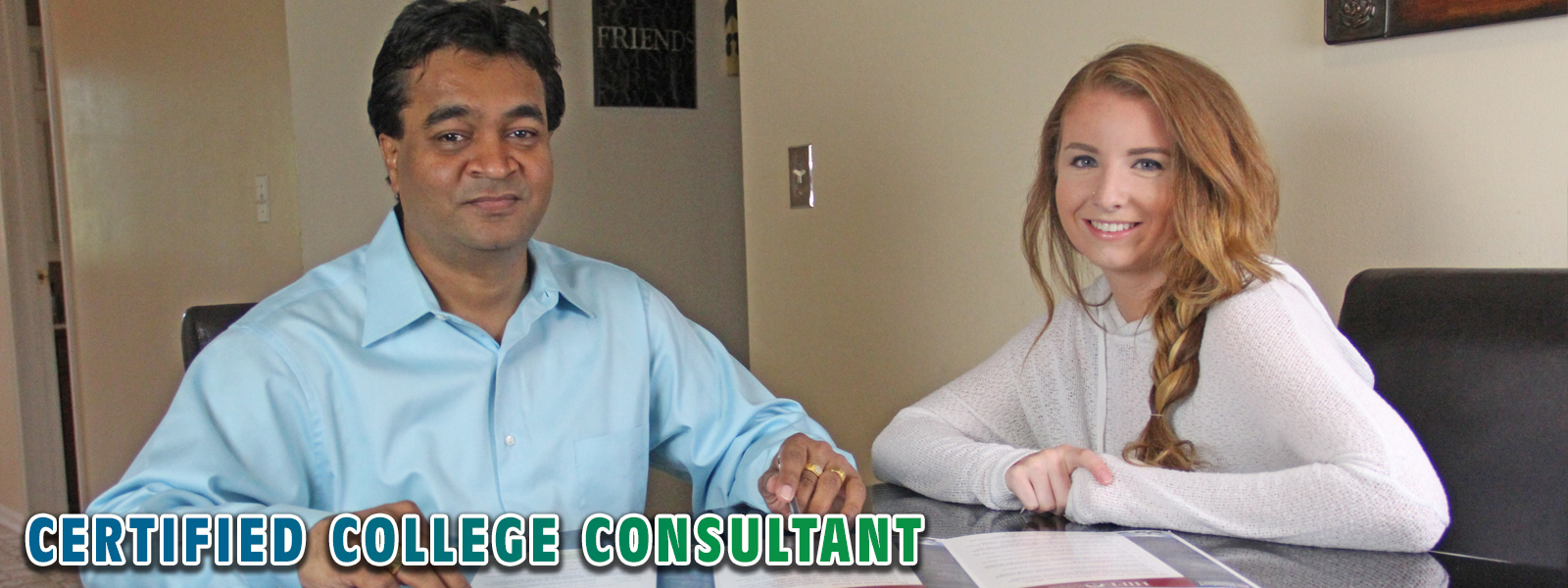 Local Certified College Consultant